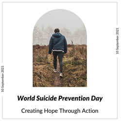 Suicide prevention day 10 sept 2021 image
